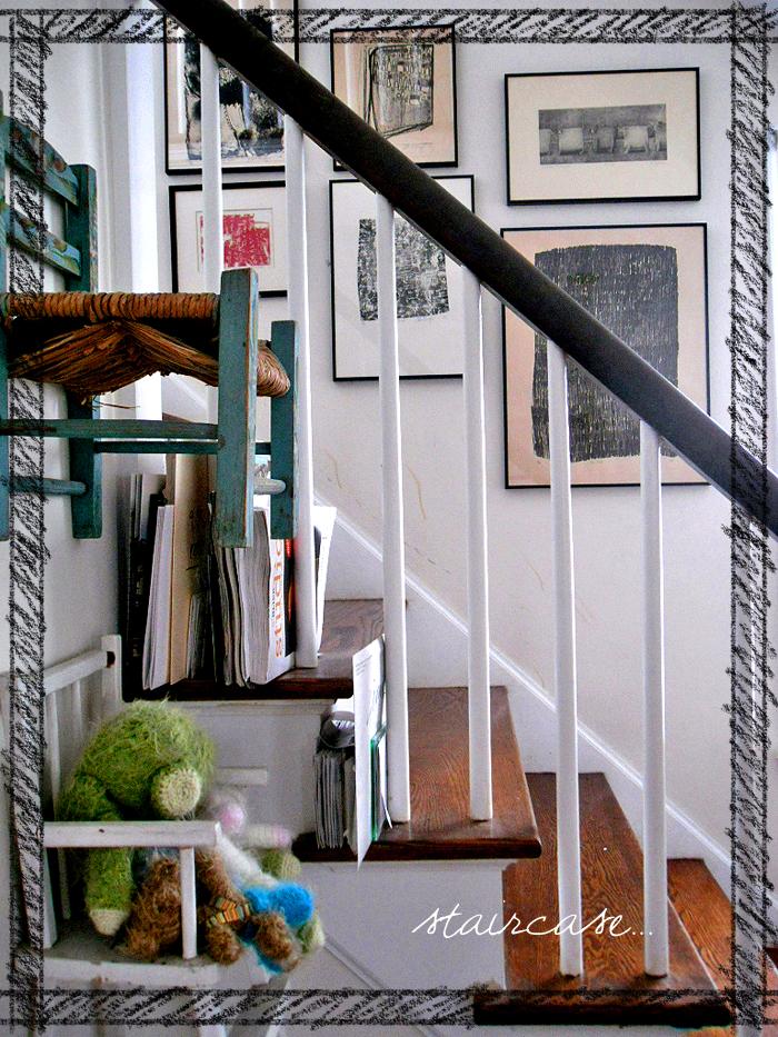 Staircaseframed