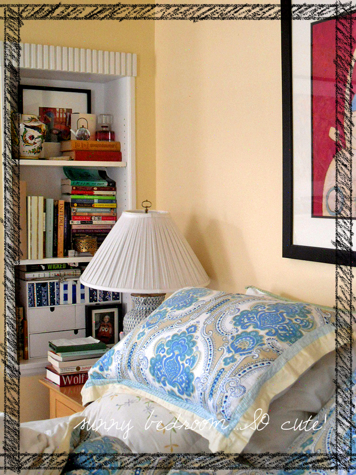 Sunnybedroomframed