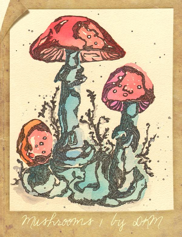 Mushrooms1bydkm