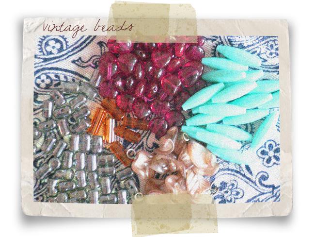 Vintage-beads